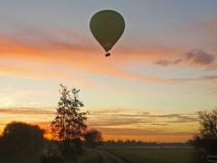 Bernard Bijakowsky - La montgolfière