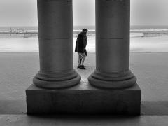 Froid a Ostende par Jean-Pierre Lefrançois