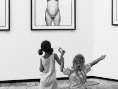 Rencontre maternelle par Stéphane Duquesnoy