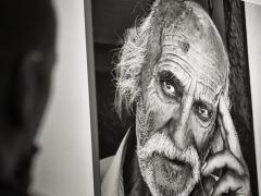 Le viel homme   par Stéphane Duquesnoy