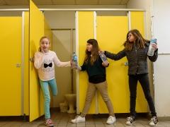 """""""Eau gaspillée"""",Groupe S1, 6ème, Collège Jean-Rostand, Armentières"""
