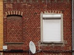"""""""Fenêtres murées"""", Groupe 2,Cours préparatoire Ecole Roger Salengro, Armentières"""