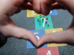"""2ème régional - """"La planète que l'on aime"""", Groupe 1,École du Bourg La Chapelle d'Armentières"""