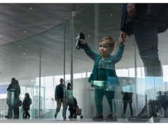 Doudou au Louvre - Annie Larcher - 55ème