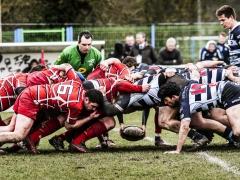 l'entrainement des jeunes au printemps 2018 - Reportage, CLLA Rugby -  Didier Dehan