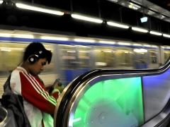 """Central Station - Jean-Pierre Lefrançois série Auteur 1 Concours UR01 2015, """"Métro d'Amsterdam"""", coup de cœur du Juge 2.Central Station - Jean-Pierre Lefrançois série Auteur 1 Concours UR01 2014, """"Métro d'Amsterdam"""", coup de cœur du Juge 2."""