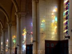 "Portfolio - Francine Vicaire Costenoble - ""vitraux reflets"" - 2017"