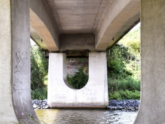 "Portfolio - Francine Vicaire Costenoble - ""pont Deulemont"" - 2017"