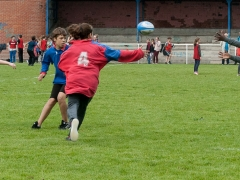 L'école de Rugby en démonstration le 1er juin - Reportage, CLLA Rugby - Régis Priem.