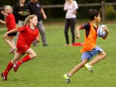 L'école de Rugby en démonstration le 1er juin - Reportage, CLLA Rugby - Dider Dehan.