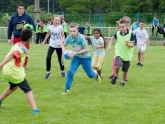 L'école de Rugby en démonstration le 1er juin - Reportage, CLLA Rugby - Jean-Luc Catoire.