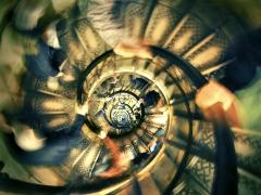 """""""Spirale"""" Jean-Pierre Lefrançois"""