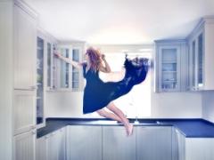 lévitation cuisine par DUPONT-RAMBURE Mélanie