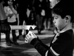 Larcher Annie, Hijos de la Semana Santa, série classée 13ème,