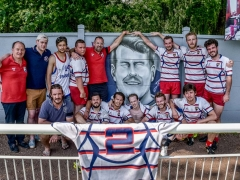 Les finales territoriales à 7 - Reportage, CLLA Rugby - Eric Dubois-Geoffroy, le 27 mai