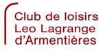 Logo Léo Lagrange Armentières