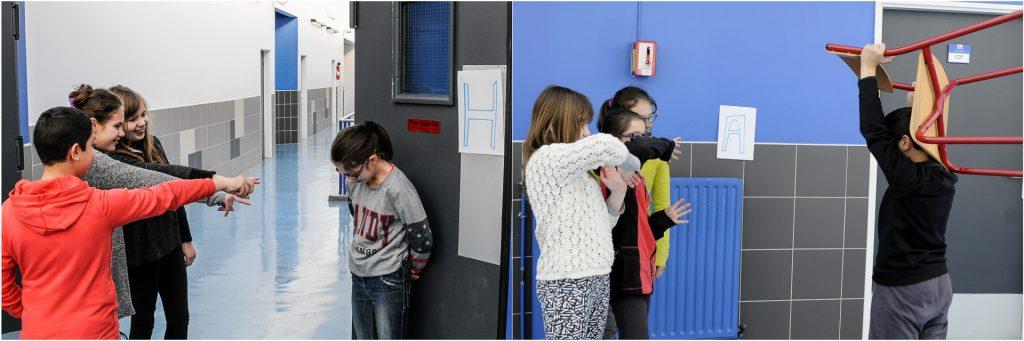 """1er régional - """"La vie de classe"""", Groupe S2, 6ème, Collège Jean-Rostand, Armentières"""
