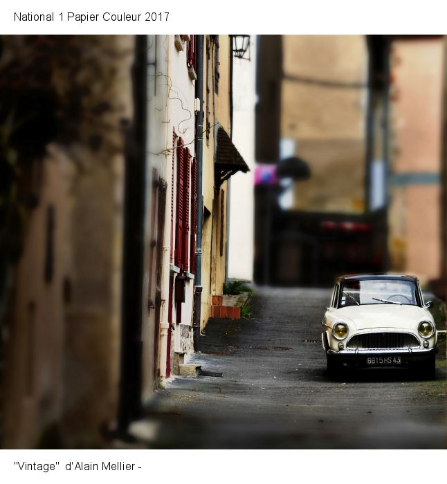Vintage - Alain Mellier 78eme