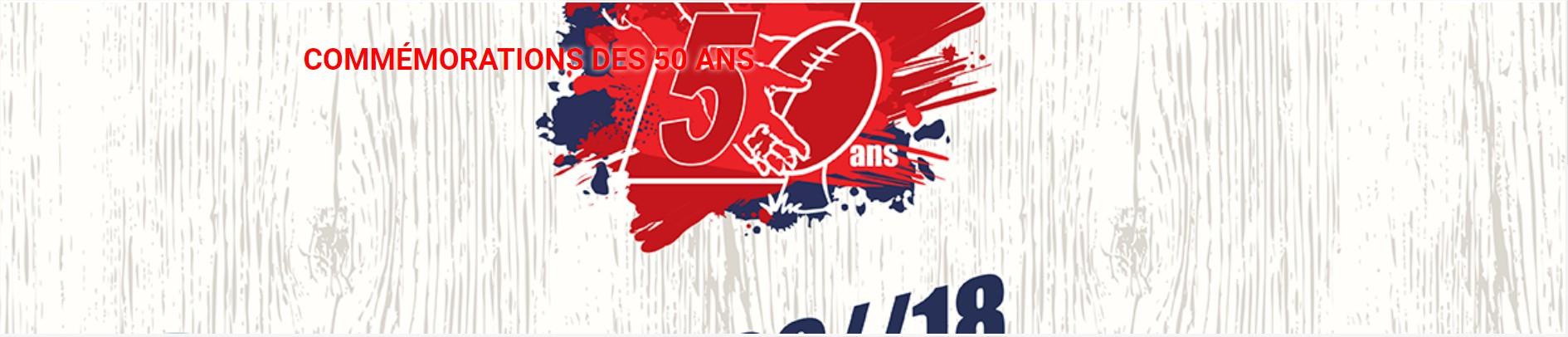 Grandiose !!! Les 50 ans du CLLA Armentières Rugby
