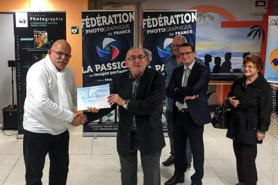 ASSEMBLÉE GÉNÉRALE ORDINAIRE de l'Union Régionale d'Art Photographique Nord-Pas-de-Calais Samedi 18 novembre 2017 à 9 h Chalet A. Lemaire 62840 LIÉVIN