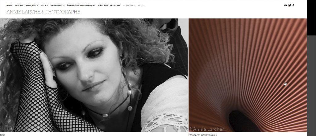 Annie Larcher, photographe - 2