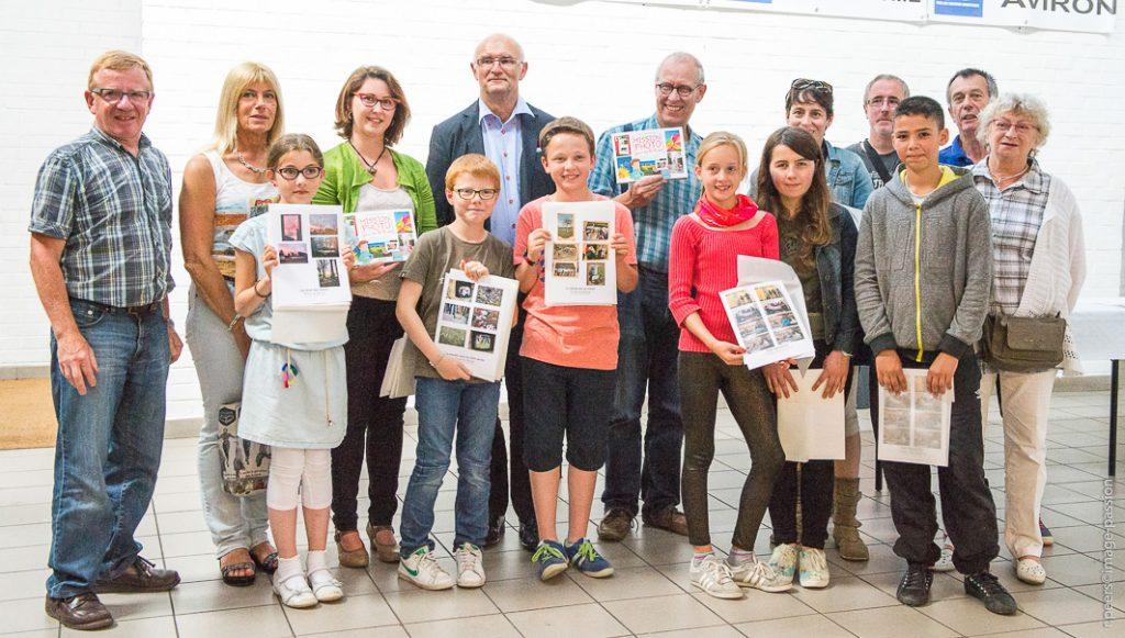 """Remise des prix Photo Club et CLLA aux Jeunes du Concours UR01 """"Fenêtre sur"""" 2016. Crédit photos : Régis Peers."""