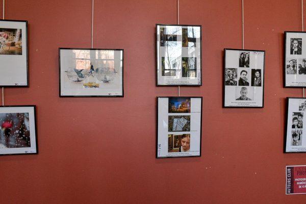 """Exposition """"Séries Jeunes et Photo Club Léo Lagrange"""" au Lycée Gustave Eiffel, Armentières - janvier-février 2018"""