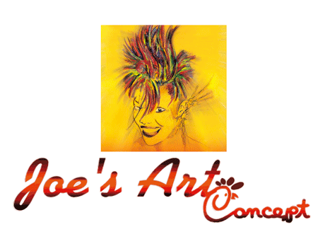 Logo Joe's Art Concept Lens