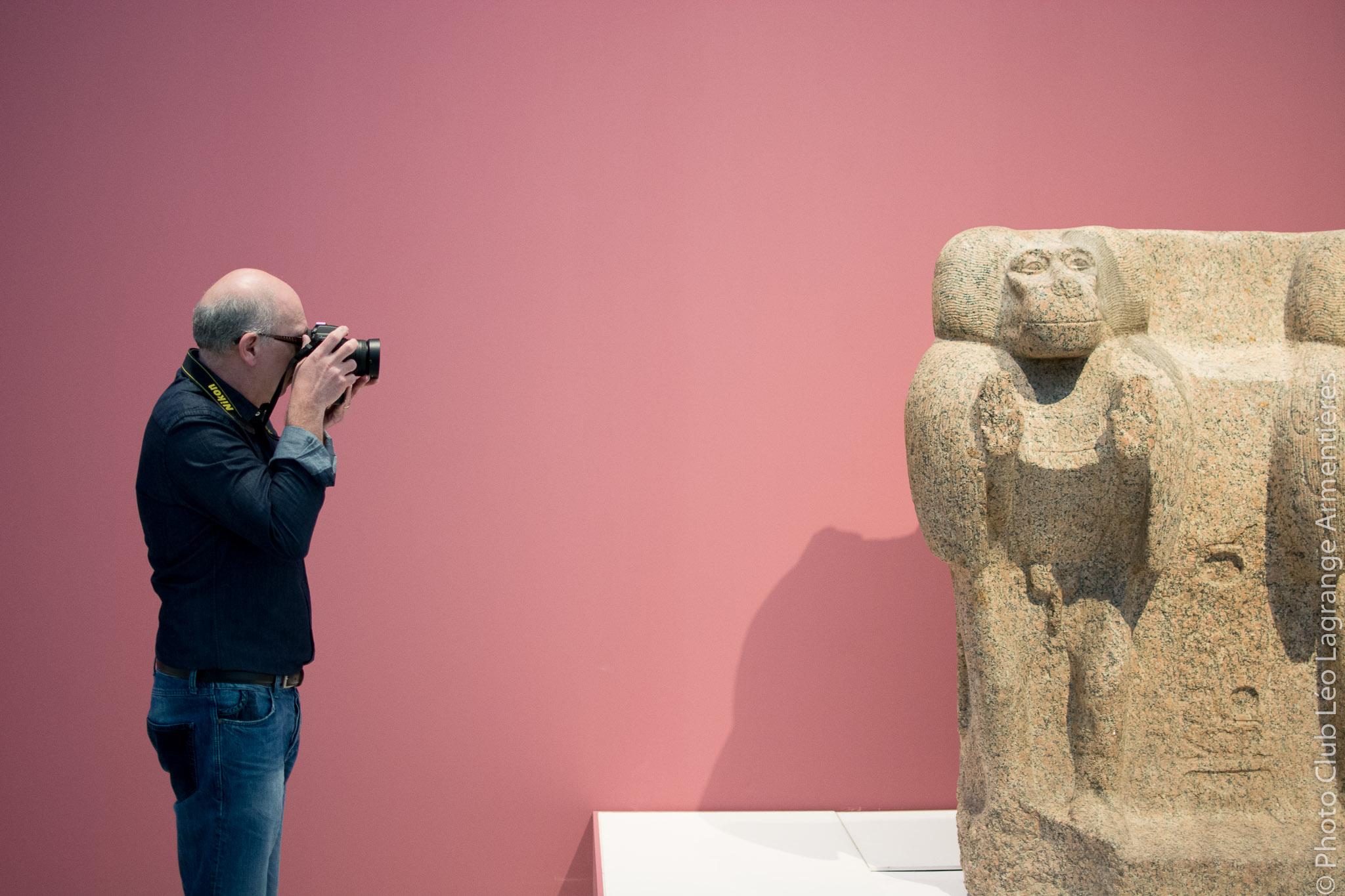 Sortie au Louvre Lens 2015