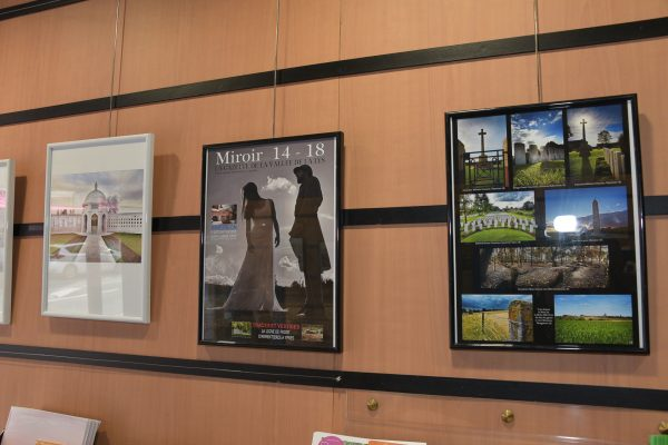 """Exposition """"14-18"""" Office de Tourisme Armentières"""